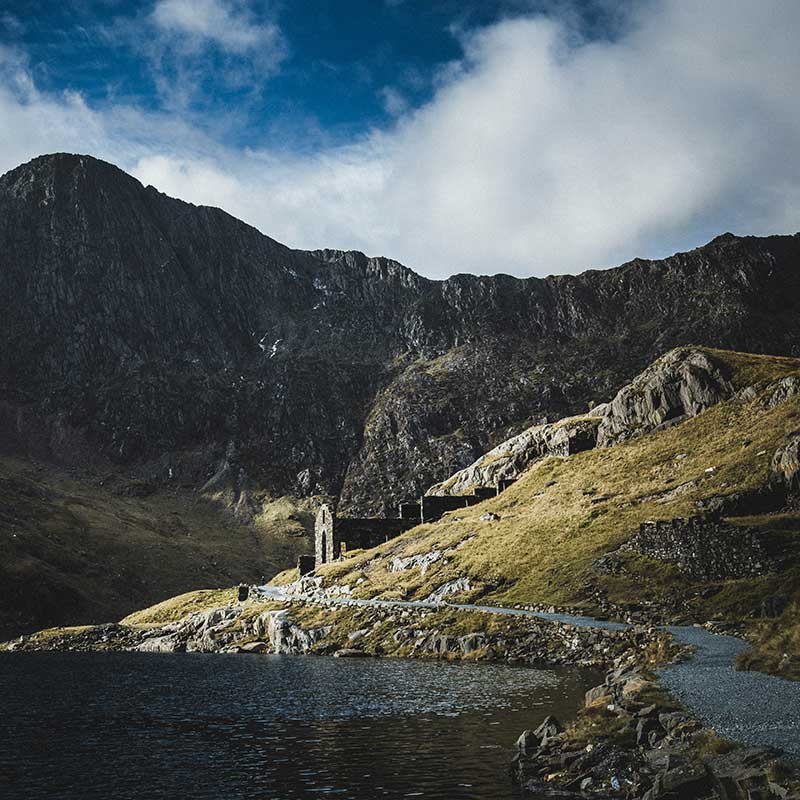 Snowdonia by Kenny Orr on Unsplash
