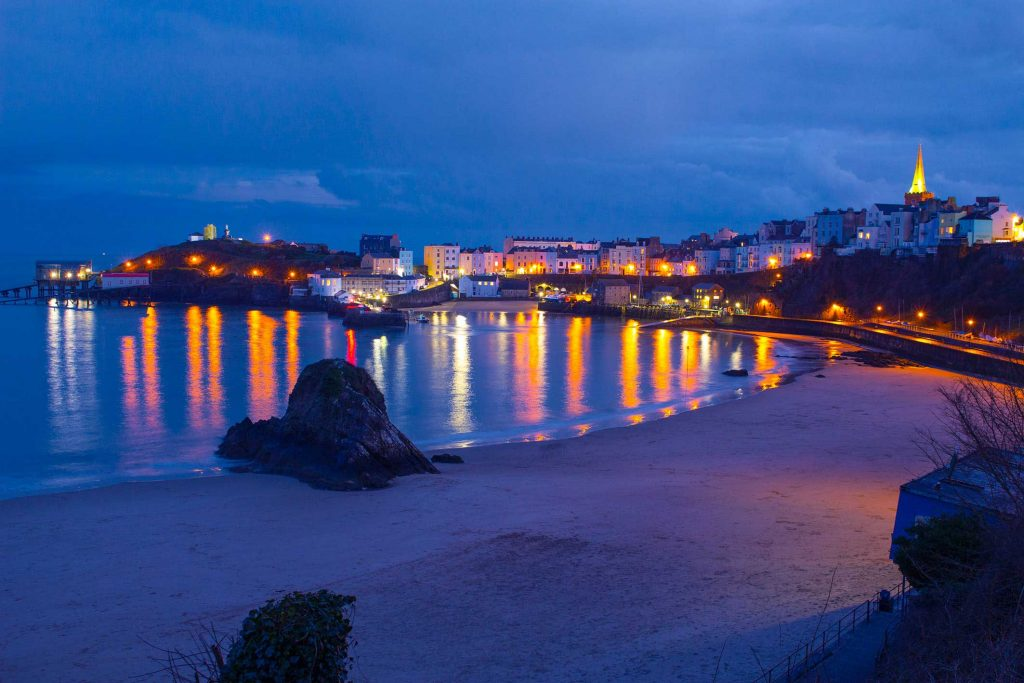 Tenby Harbour by Beata Mitrega on Unsplash