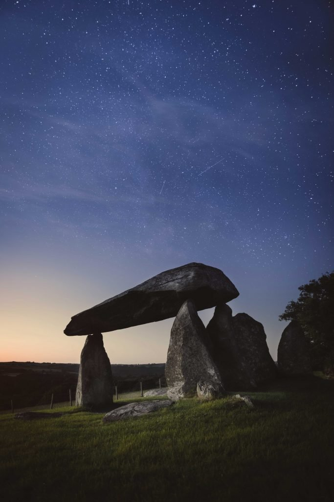 Pentre Ifan Burial Chamber, Nevern, by Daniel Morris on Unsplash