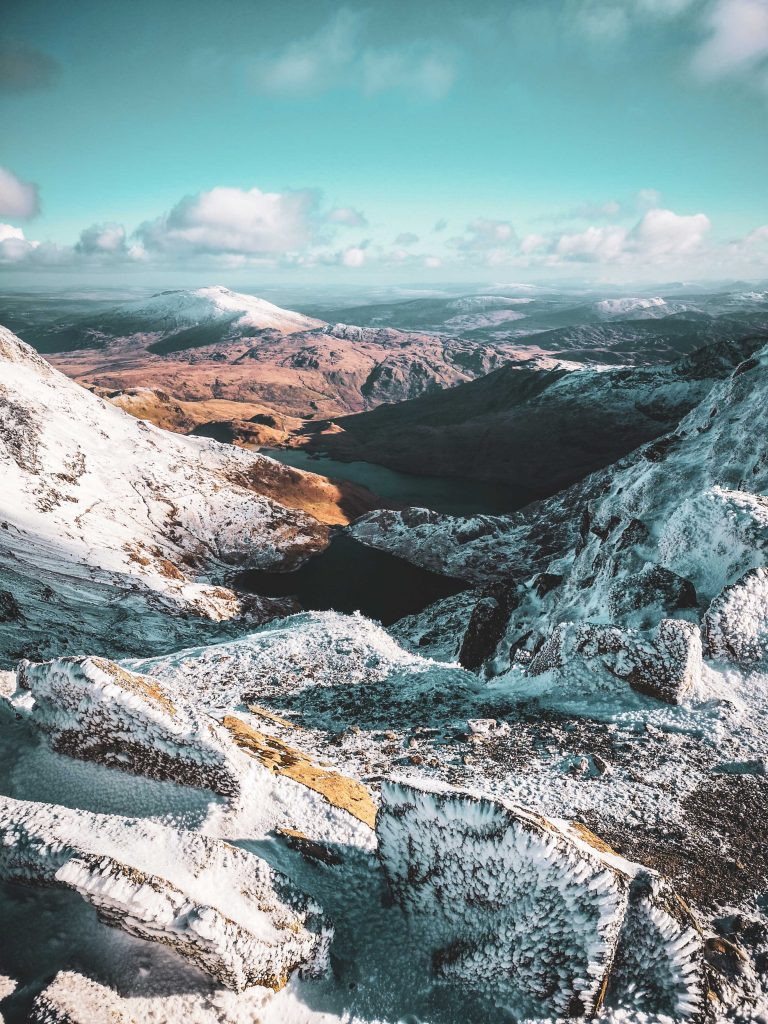 Snowdonia by Patrick Gillespie on Unsplash