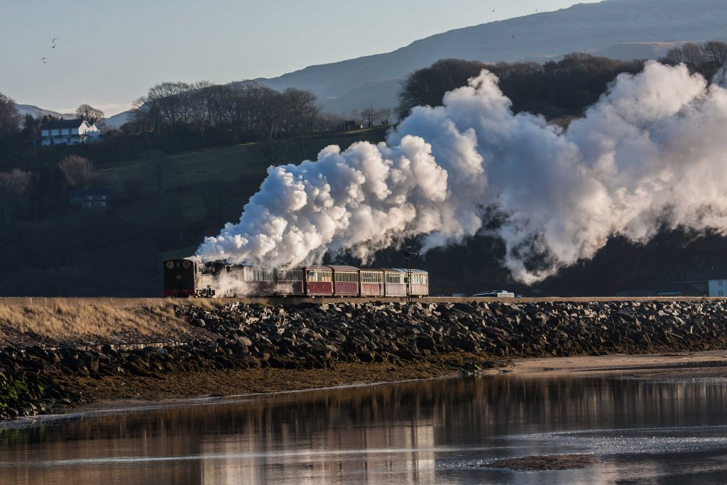 Ffestiniog Railway - the small trains of Wales